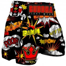 Shorts de Muay Thai Buddha baam NE