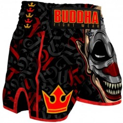 Calças De Muay Thai Buddha...