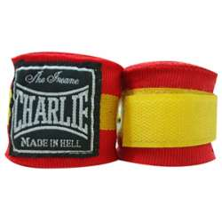 Vendas de boxeo  Charlie...