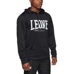 Hoodie Leone ABX111 preta