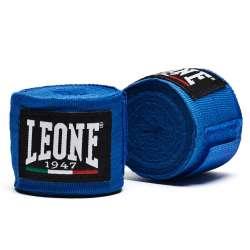 Ligaduras boxe Leone (azul)