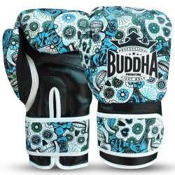 Luvas boxe Buddha mexican (azul)
