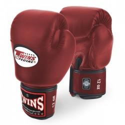 Luvas boxe Twins Bgvl red wine