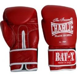 Luvas Charlie Bat-X vermelho