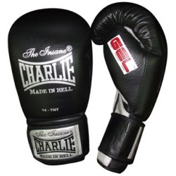 Luvas boxe gel Charlie