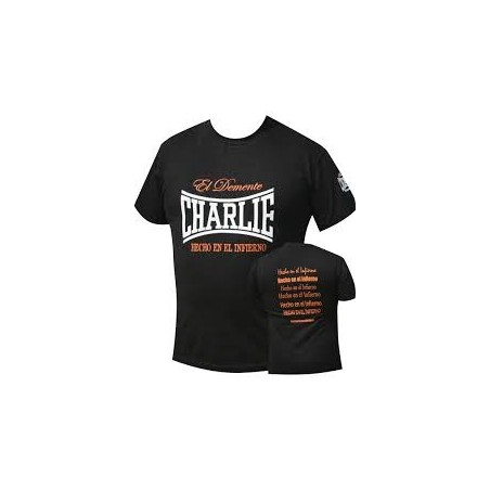 Camiseta Charlie Made in Hell