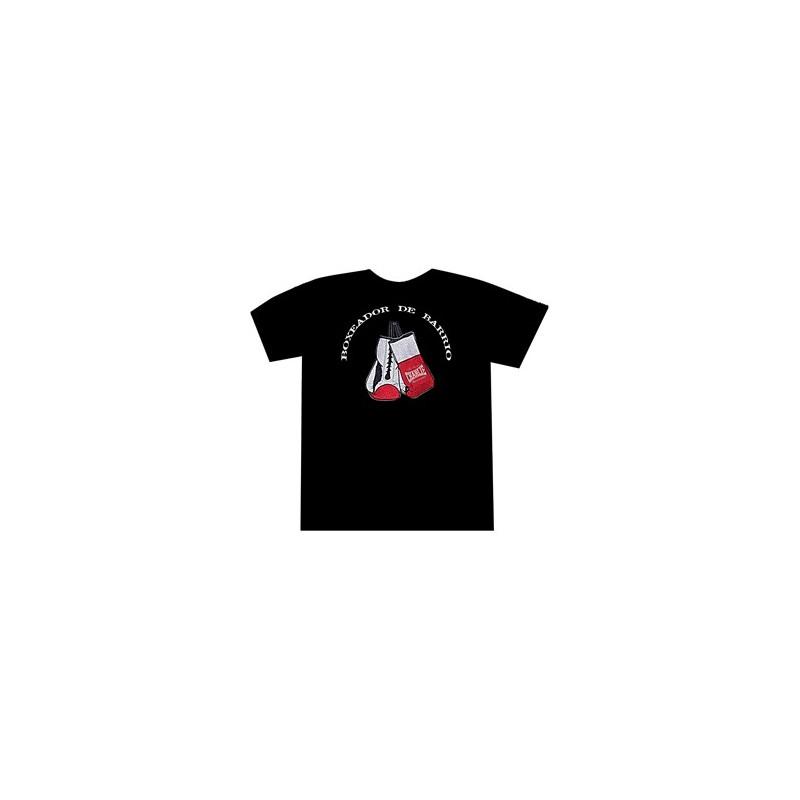 Camiseta boxer do bairro Charlie