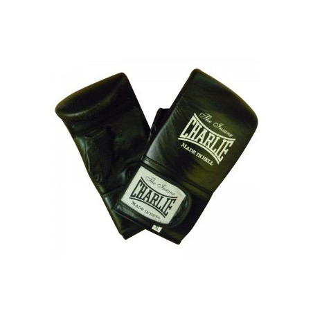 Luvas de saco Charlie monk (preto)