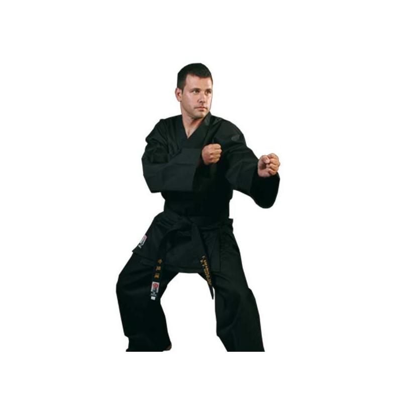 Daedo quimono preto + faixa branca