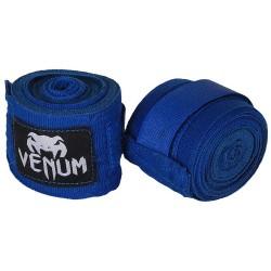 Bandagens de boxe Venum Kontact 4 m azul