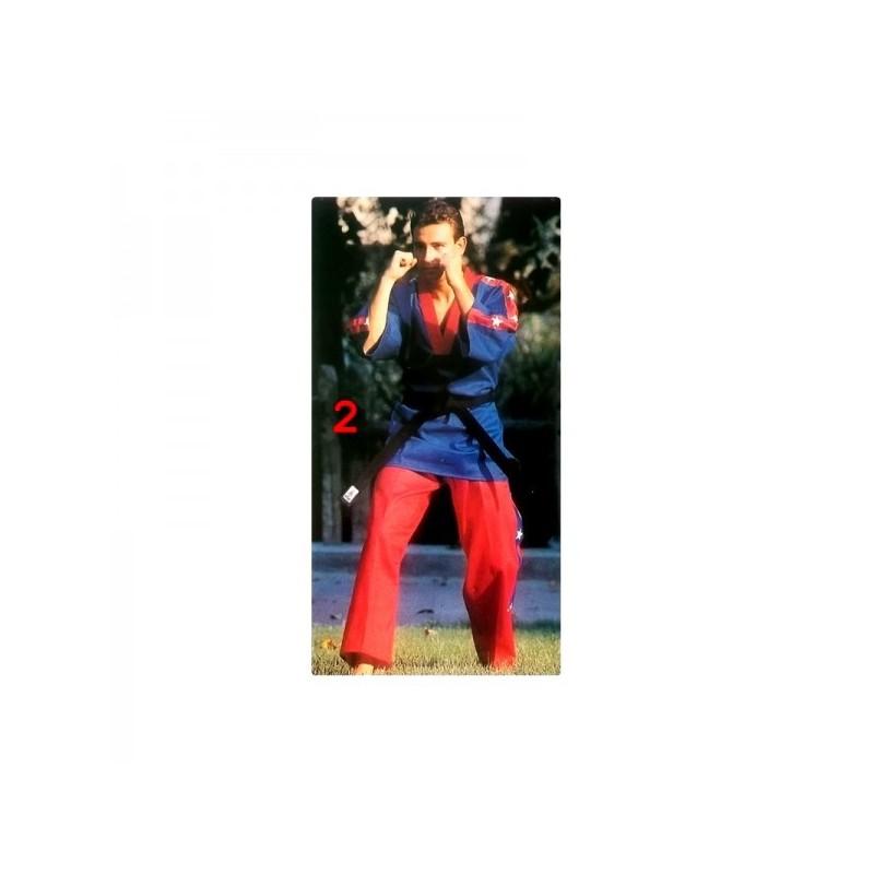 Fulltegui Tagoya azul e vermelho