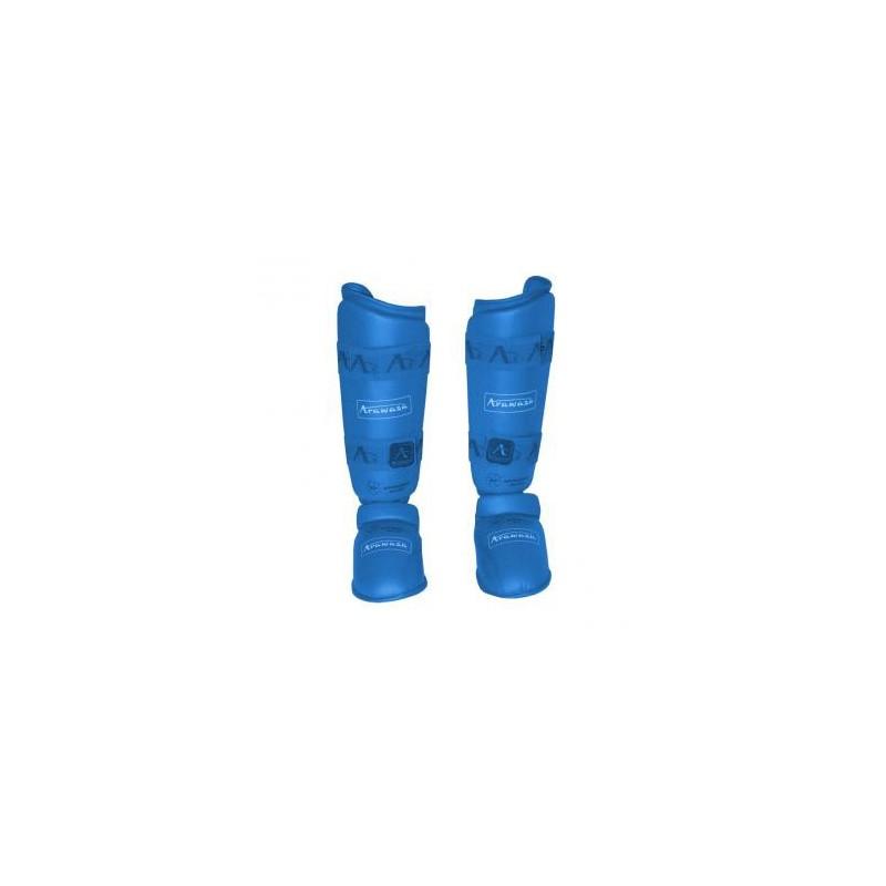 Caneleira de karatê Arawaza azul