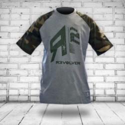 Camiseta Gray Shark Revolver