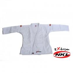 NKL noris extremo especial Jiujitsu branco Kimono