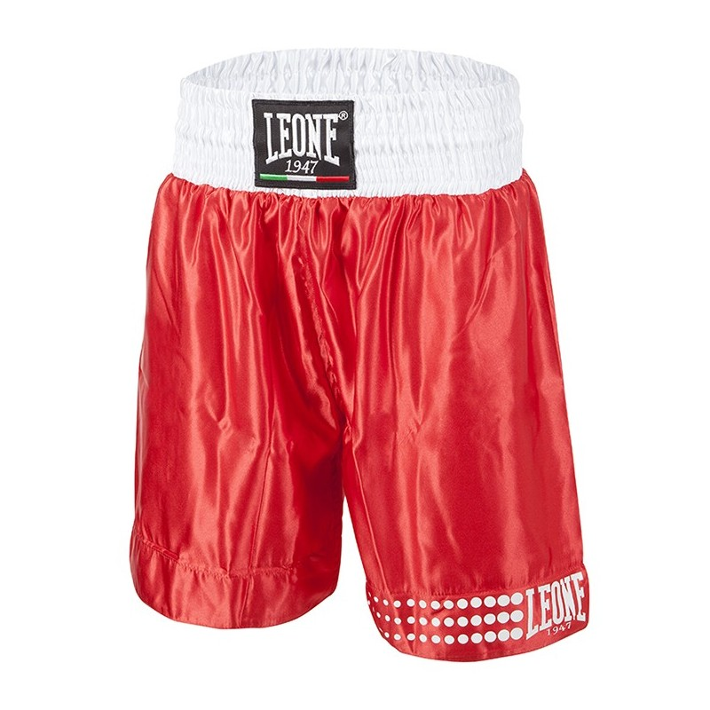 Calça boxe leoa AB737 vermelha