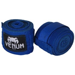 Ataduras infantis Venum Kontact azuis 2,5m