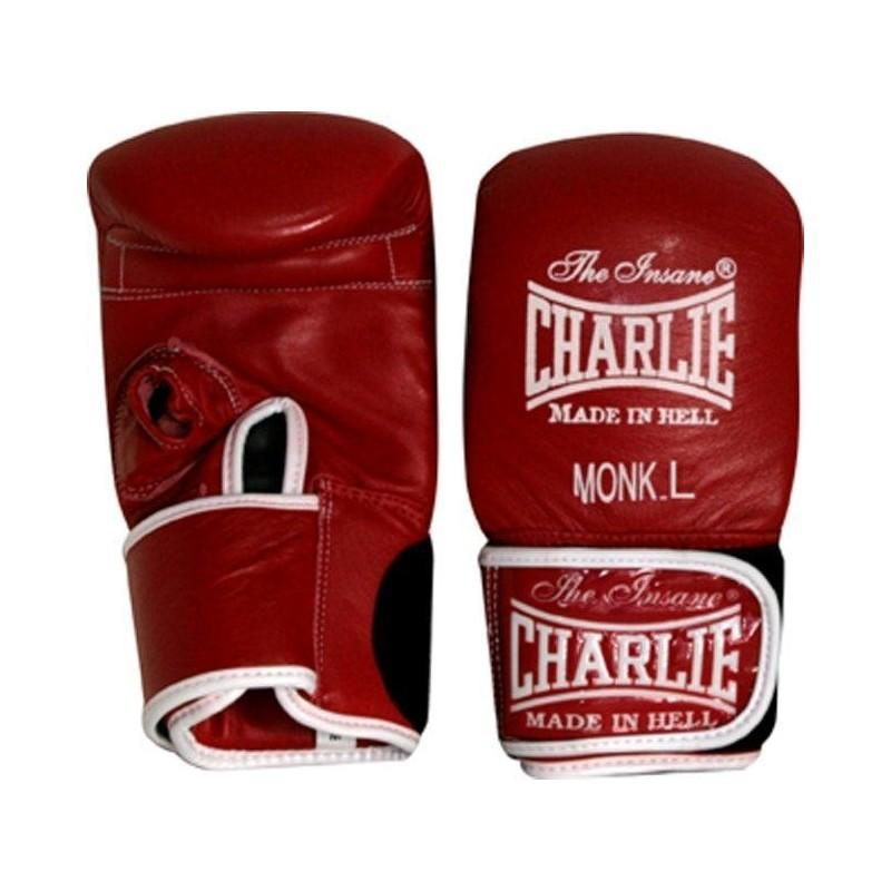 Luvas de saco Charlie monk vermelhas