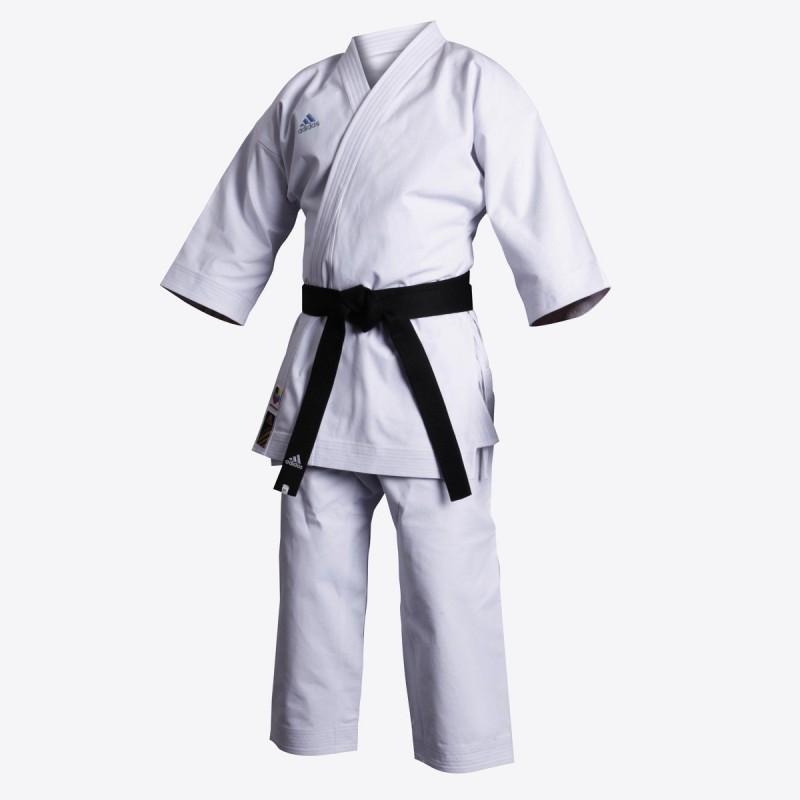 Kimono karate Adidas Champion branco k460J