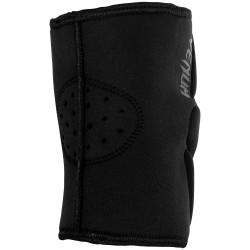 Venum Kontact Gel / Lycra Black Knee Brace Black