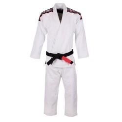 Kimono BJJ Tatami MK4 branco +free cinto branco