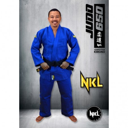 Judogi Nkl competition azul DS