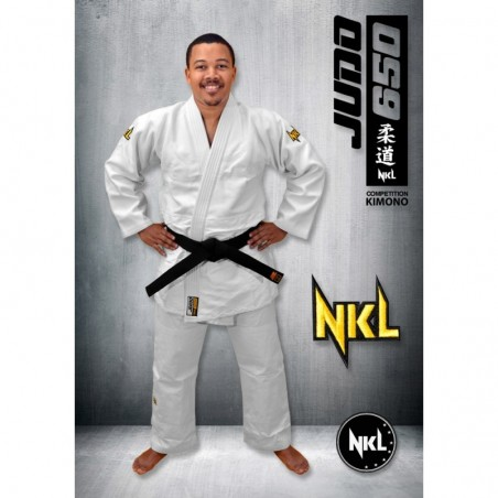 Judogui Nkl competition branco DS