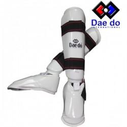 Caneleiras Daedo Pr1582 branco