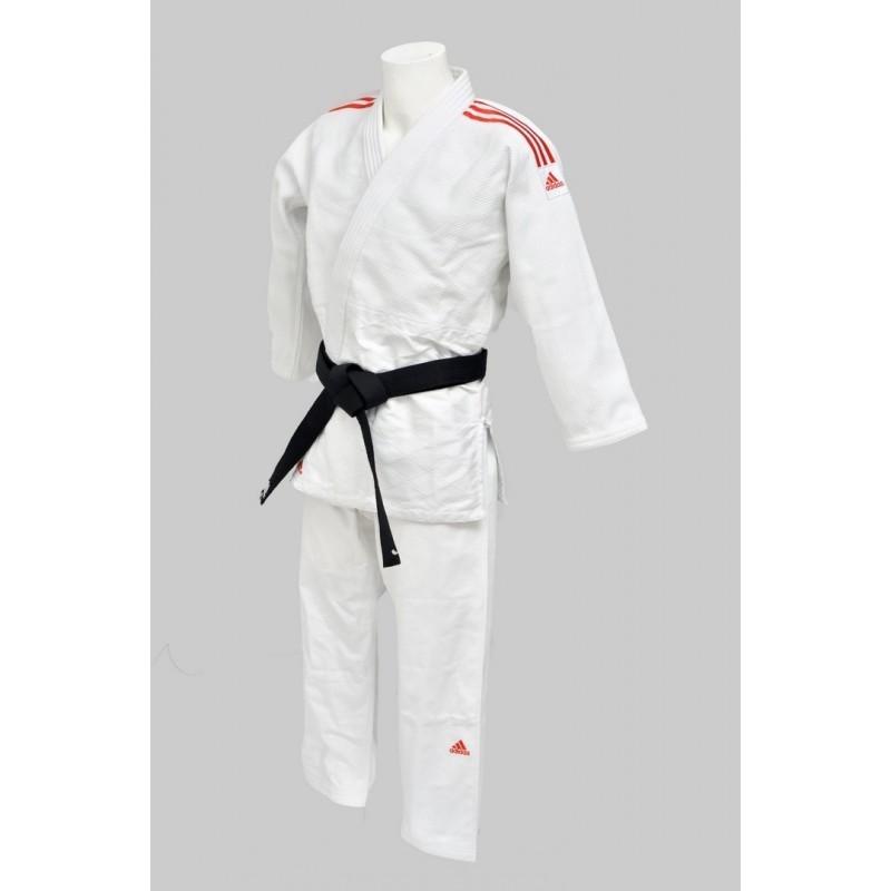 Judogi Adidas Contest branco