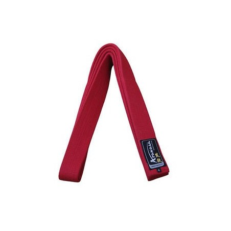 Cinto karate Arawaza vermelho