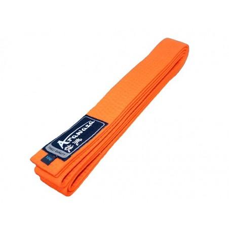Cinto de karate Arawaza laranja