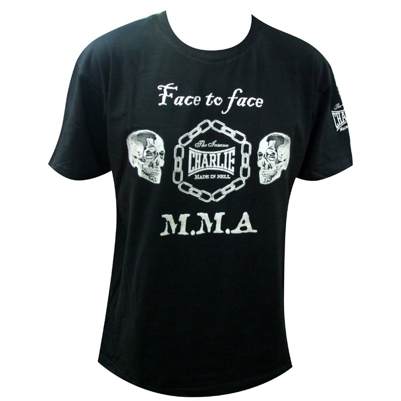 T-shirt  Charlie Face to face