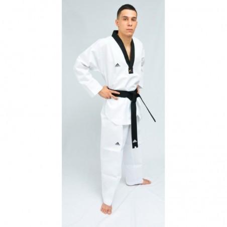 Dobok de Taekwondo Adidas ADI-star preto