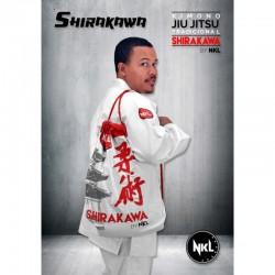 Kimono Jiu jitsu Shikarawa NKI branco