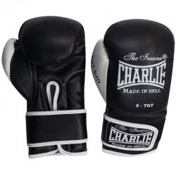 Luvas boxe Charlie crianças bat kid (pretas)