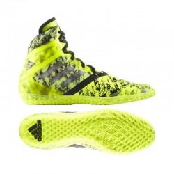 Botas de boxe Adidas Flying Impact amarelho