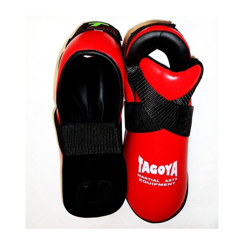 Tagoya itf bota tornozelo vermelha