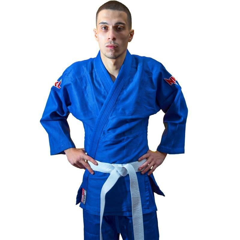 Blue judogi NKL 360 gms