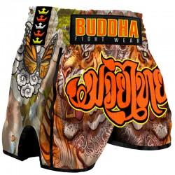 Shorts muay thai Buda Retro Tiger