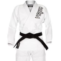 Venum Contender White 2.0 BJJ Kimono