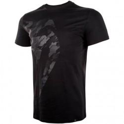 Venum Tecmo Giant T-Shirt Preto / Preto