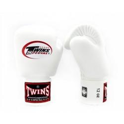Luvas de boxe brancas Twins Bgvl 3