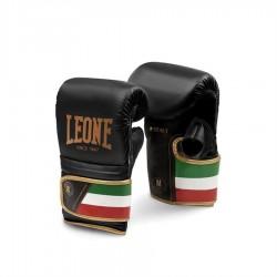 Luvas de bolsa Leone Itália 47 Preto