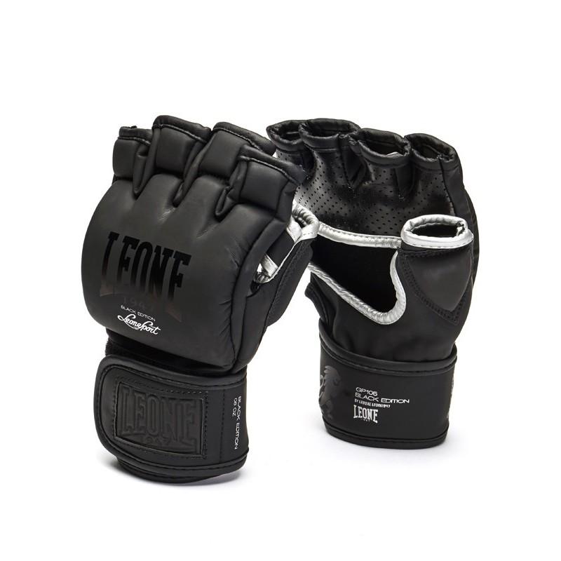 Guantilla MMA Leone Black Edition
