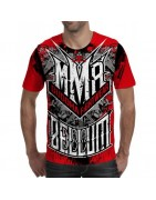 roupas esportivas de boxe, mma e contato