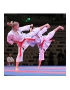 KARATE | Equipamento karate | protecções de karaté