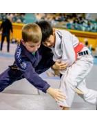 BJJ infantil - Brazilian Jiu-Jitsu para crianças   Club de la Lucha